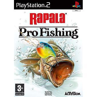 Rapala Pro Fishing (PS2) - Nieuwe fabriek verzegeld