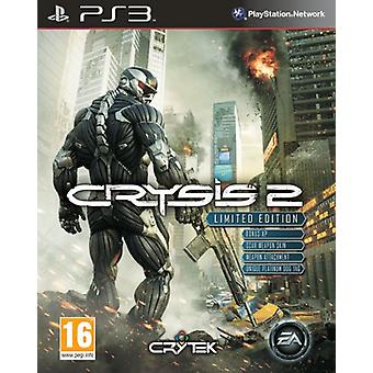 Crysis 2-Limited Edition (PS3)-nieuw