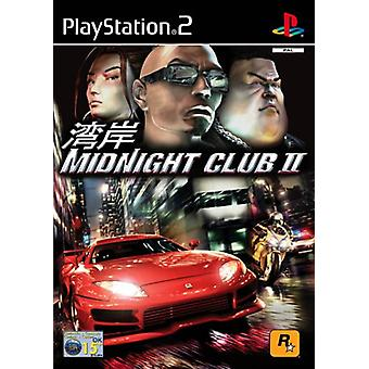 Midnight Club II - Novo
