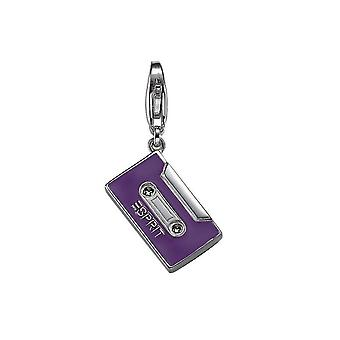 ESPRIT pendant of charms silver tape ESCH90960A000