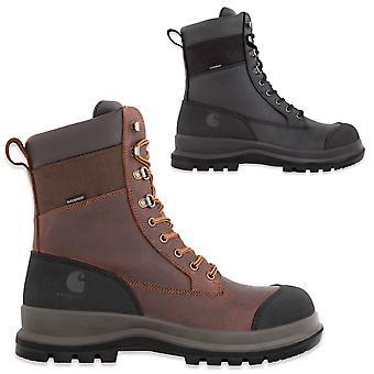 Carhartt мужчин Чуни Детройт надежная Flex S3, высота вала boot: 8»
