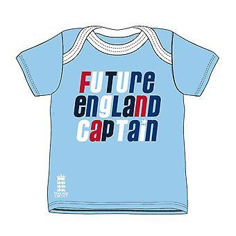 ЕЦБ будущего Англии капитан футболку 2018 - небо