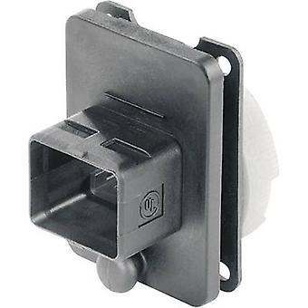 Flens huisvesting versie 4 H86000A0002 zwarte Telegärtner H86000A0002 1 PC('s)