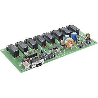 Conrad Components 197730 Relay card Component 12 V DC