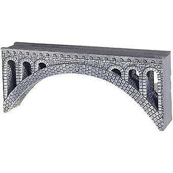 NOCH 58670 H0 Rhône Viaduct 1-rail Universal (L x b x H) 370 x 44 x 150 mm