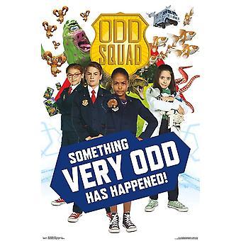 Odd Squad - Collage Poster drucken