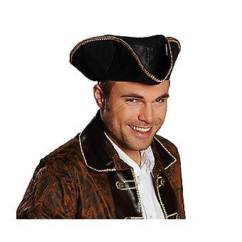 Pirat Lederoptik Piratenhut