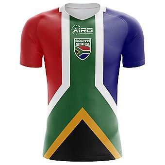 2020-2021 South Africa Home Concept Football Shirt - Womens