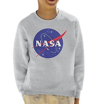Die NASA klassischen Insignien Kid Sweatshirt