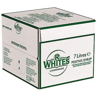 R Whites Lemonade Bag in Box Postmix Syrup