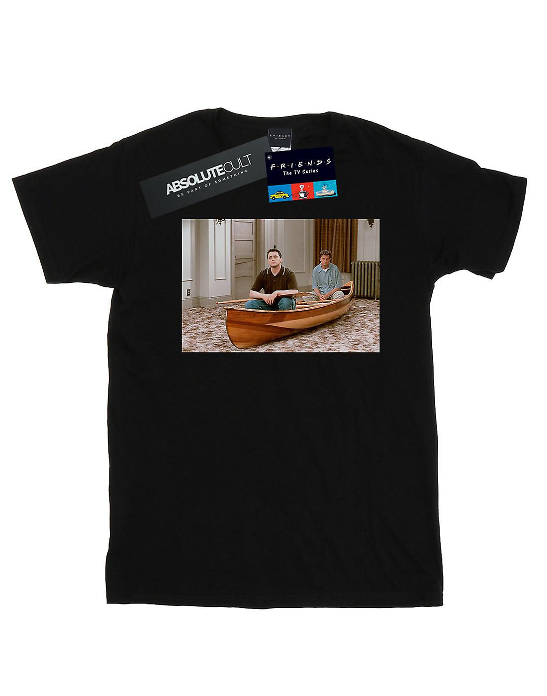 Friends Women's Boat Photo Boyfriend Fit T-Shirt