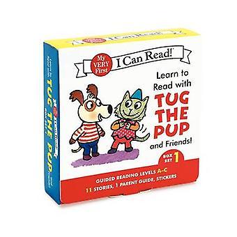 تعلم كيفية قراءة مع الساحبة ألجرو والأصدقاء! تعيين مربع 1-تشمل المستويات