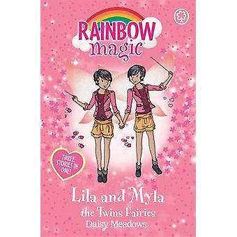 Lila and Myla the Twins Fairies (Illustrated edition) by Daisy Meadow
