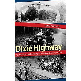 Dixie motorvei - veibygging og inngåelse av moderne Sør - 190