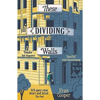 These Dividing Walls by Fran Cooper - 9781473641563 Book
