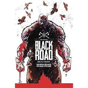 Black Road Volume 2 - A Pagan Death by Brian Wood - 9781534302266 Book
