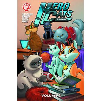 Hero Cats - Vol 02 by Kyle Puttkammer - Marcus Williams - 978163229109