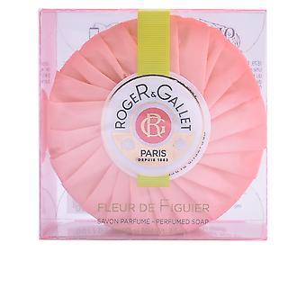Roger & Gallet Fleur De Figuier Savon Parfumé 100 Gr Unisex