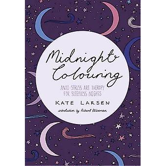Colorante de medianoche - terapia del arte anti-Stress para noches de insomnio (Mai