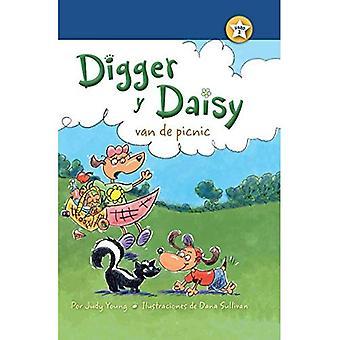 Digger y Daisy Van de pique-nique (je suis un lecteur: Digger et Daisy)