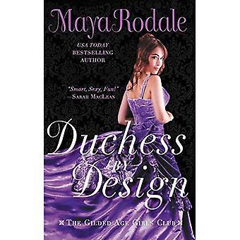 Hertiginnan av Design: en roman