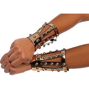 Algemas de braço do guerreiro