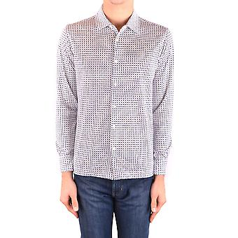 Altea Ezbc048099 Men's Camisa de Algodão Multicolor