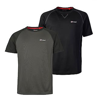 Berghaus Tech 2.0 Mens Short Sleeve Base Outdoor T-Shirt