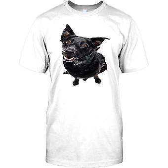 Ultra Cute Mongrel Pet Dog - Heinz 57 Kids T Shirt