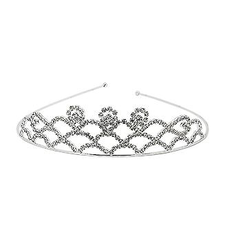 Wedding Silver Alloy Tiara For Bride(1pc)