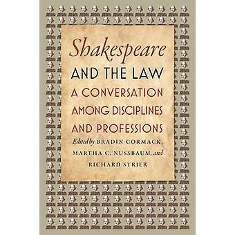 شكسبير والقانون-محادثة بين التخصصات والمجاهرة