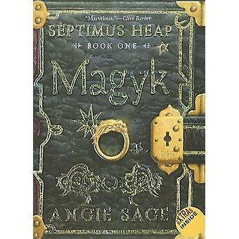 Magyk by Angie Sage - Mark Zug - 9780756977603 Book