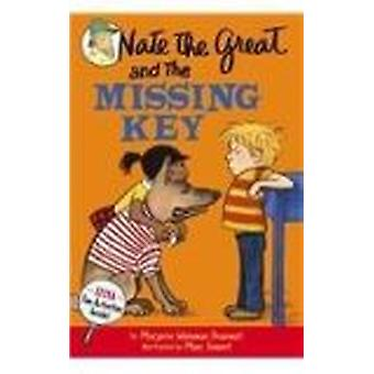 Nate the Great and the Missing Key by Marjorie Weinman Sharmat - Marc