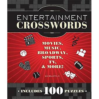 Entertainment Crosswords - Movies - Music - Broadway - Sports - TV - &