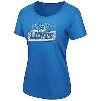 Detroit Lions NFL Majestic A Life Above Tee