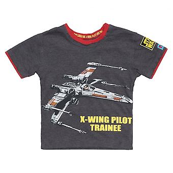 Fabric Flavours Kids X-Wing T-Shirt