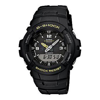 Casio G-Shock Ana-Digi Mens Watch G-100-9CMCR