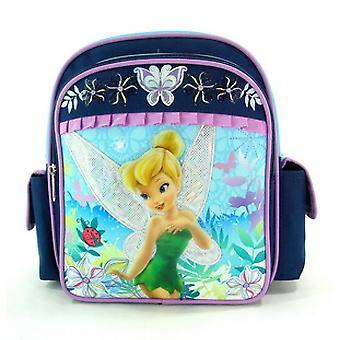 Mini Backpack - Disney - Tinkerbell - Pixie Forest New School Book Bag 614195