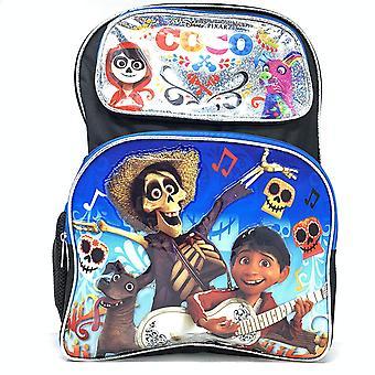 Backpack - Disney - CoCo - Black/Silver 16