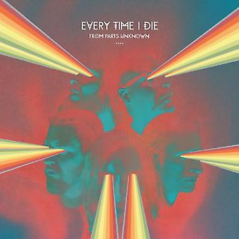 Every Time I Die - From Parts Unknown [Vinyl] USA import