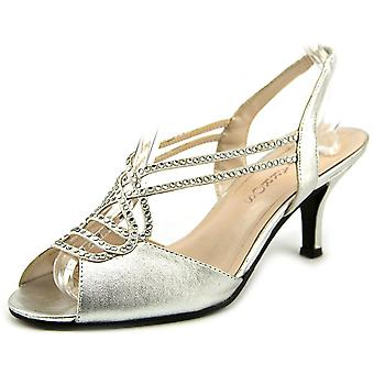 Caparros Womens Philomena Open Toe Bridal Slingback Sandals
