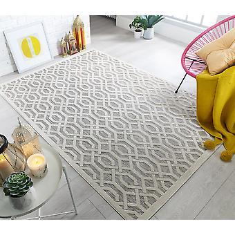 PIATTO Mondo natuurlijke rechthoek tapijten Plain/bijna effen tapijten
