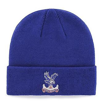 Crystal Palace FC Official Cuff Knitted Hat