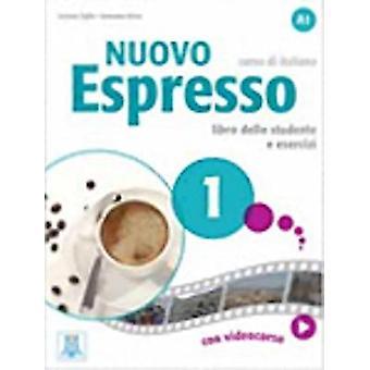 Nuovo Espresso - Libro Studente 1 - 9788861823181 Book