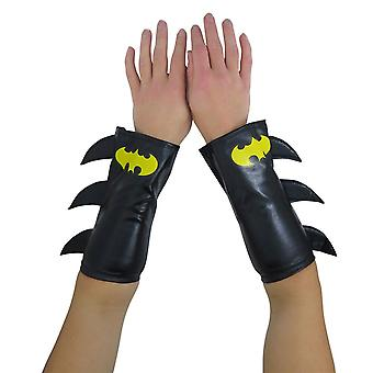 Manoplas do traje de Batgirl