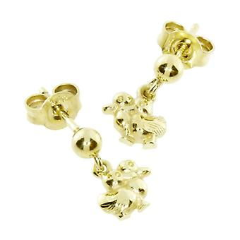 InCollections - Children's Pendant Earrings - 8k Yellow Gold (333) - code 10163346100