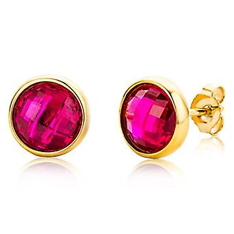 Miore Donna 9 cts (375) Yellow Ronde Yellow FineEARRING Gold