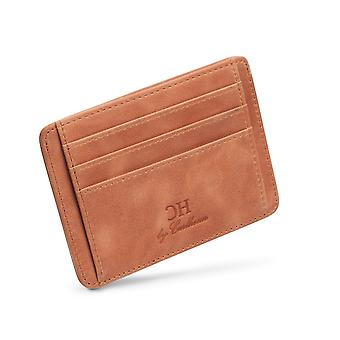 Full RFID Blocking | Flexible and Elegant Wallet | Oil Wax Leather