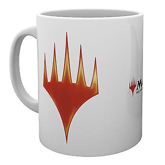 Magic the Gathering Planeswalker Logo Mug Magic the Gathering Planeswalker Logo Mug Magic the Gathering Planeswalker Logo Mug Magic the