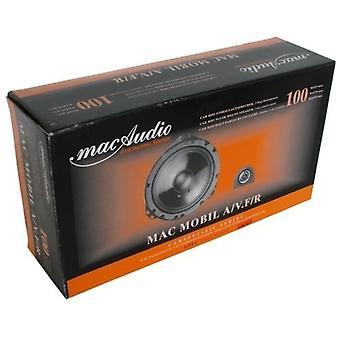 áudio de 2 vias coaxial sistema mac Mac móveis A/V.F/R, B-stock